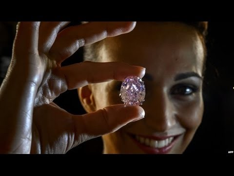 WHY IS THIS DIAMOND WORTH $83 MILLION ? BBC NEWS