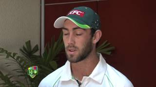 Maxwell reviews win over NZ