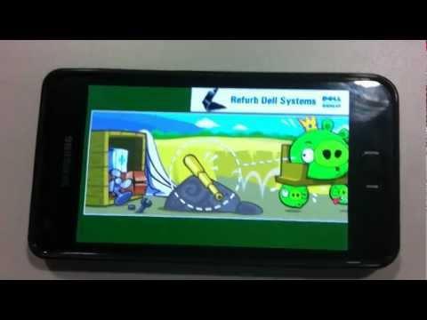 Descargar Bad Piggies el nuevo juego de Rovio (Angry Birds) para tu móvil.