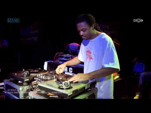 DJ Solo Vs DJ SPS || 2009 DMC U.S. Battle For Supremacy || Semifinal Round