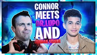 CONNOR MEETS DR.LUPO AND JORDAN FISHER IN THE SAME DAY?!?!?