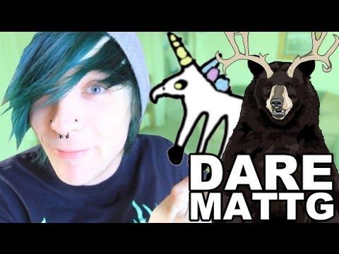 Dare Mattg - 49 (i Love Justin Bieber,internet Sandwiches, Foot Fetish) video