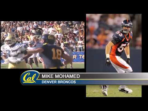 CAL FOOTBALL: NFL LINEBACKERS