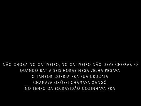 Gira de Preto Velho - Pontos Cantados - Umbanda com letra