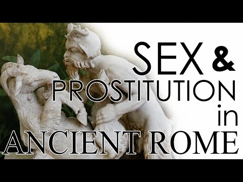 Sex and prostitution in ancient Rome | History Hamster