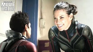 """ANT-MAN AND THE WASP """"WAR"""" Trailer NEW (2018) - Marvel Superhero Movie"""