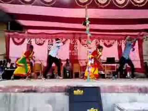 New Santali Traditional Dance:- By --j.s.s Group...... video