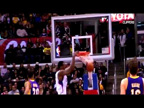 Lob City- ft. Blake Griffin, Chris Paul, Deandre Jordan