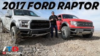2017 Ford F150 Raptor Review by Ron Doron - King of Off-Road Trucks