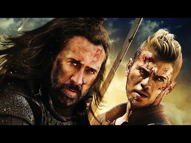 Outcast - Hayden Christensen on Meeting Nicolas Cage