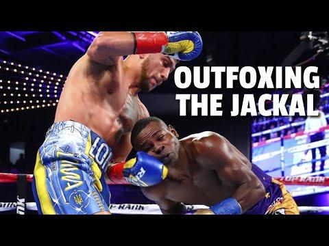 Vasyl Lomachenko: Outfoxing The Jackal