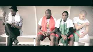Collectif LAS CONCEPT - AfriCAN 13 ( CHANSON OFFICIELLE DE CAN 2013 )
