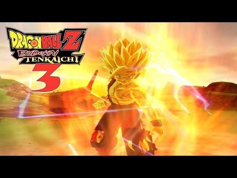 Dragon Ball Z Budokai Tenkaichi 3: Gohan Vs. Cell - Gohan Turns Super Saiyan 2! video