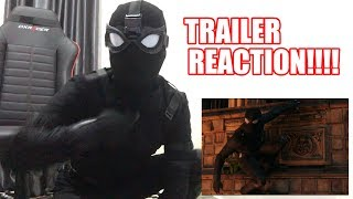 Spiderman Far From Home Trailer 2 REACTION by Spiderman Far From Home