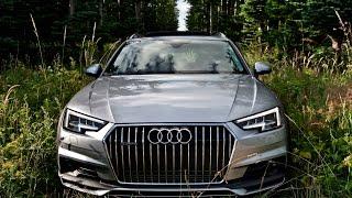 2017 Audi A4 Allroad 3.0TDI quattro (launch, walkaround, gadgets etc)