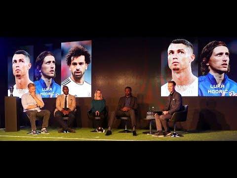 The Best Contenders Unveiled in London!!