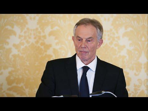 Chilcot Report Faults Tony Blair, U.K. Military for Iraq Invasion