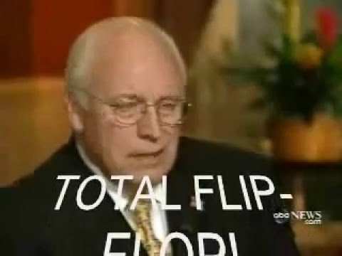 "CHENEY: ""IRAQ WAR A QUAGMIRE"" IN 1994"
