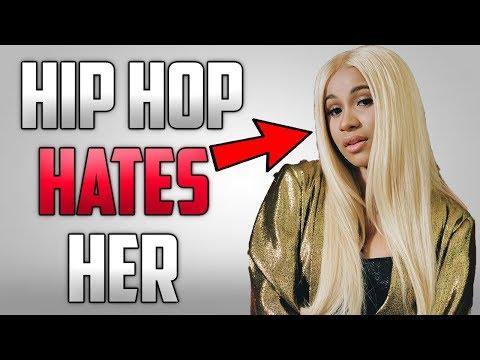download lagu Why Does Hip Hop Hate Cardi B? gratis