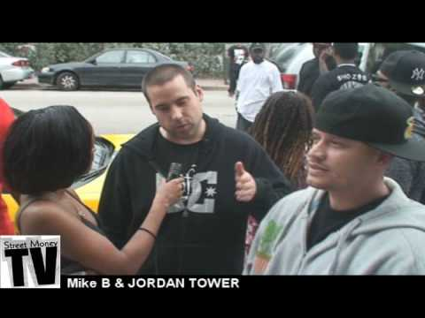(R.I.P. MIKE BECK) jordan towers (Street Money Tv )