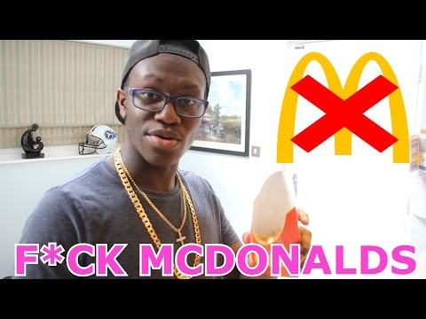 F*CK MCDONALD'S!!!