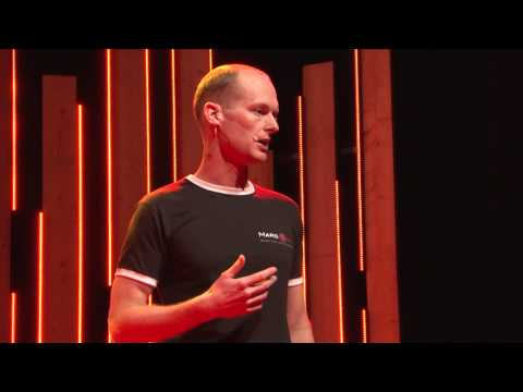 Getting humanity to Mars: Bas Lansdorp at TEDxDelft