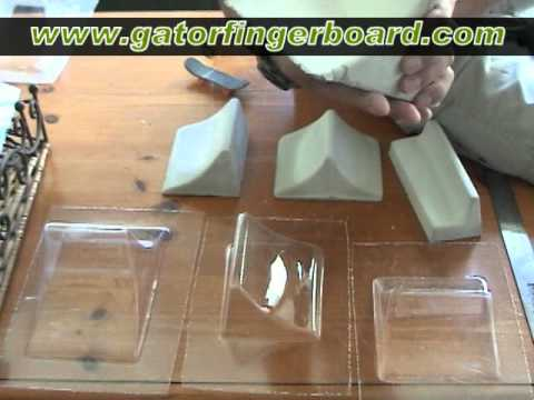 Gator Fingerboards Ramps YouTube