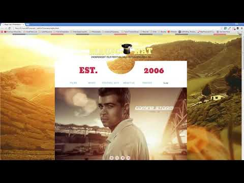 CSS3 Full Screen Background Image - Dreawmeaver CS6 Tutorial