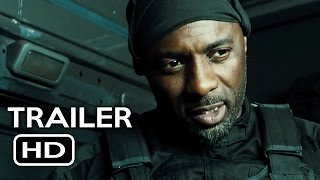 The Take Official Trailer #1 (2016) Idris Elba, Richard Madden Action Movie HD