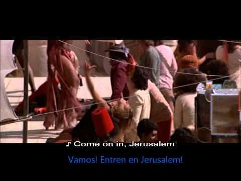 Jesus Christ Superstar - The Temple