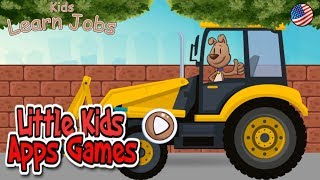 Kids Learn Professions Different Kinds of Jobs that Kids Can Enjoy #2