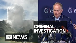 NZ police to launch investigation in wake of volcano deaths | ABC News