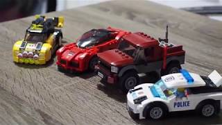 Lego review - Car Collection