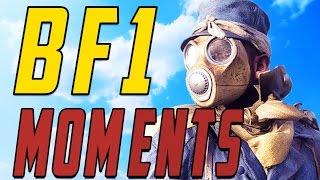 BATTLEFIELD 1 WTF MOMENTS #12