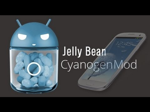 How to Flash Official CyanogenMod 10 for Samsung Galaxy S3