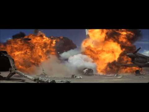 Every Single Michael Bay Explosion