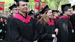 Harvard University Commencement 2011