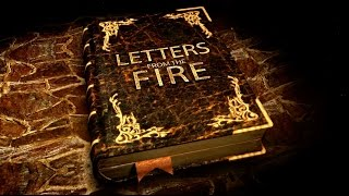 LETTERS FROM THE FIRE - Live A Lie (Lyric video)