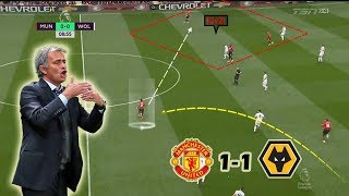 Another Solid Performance from Wolves   Man United vs Wolverhampton 1-1   Tactical Analysis