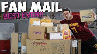 THE BEST FAN MAIL OPENING EVER!!