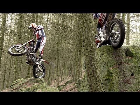 Transitioning from Trials to Enduro - Hard Enduro 2013 Flankers