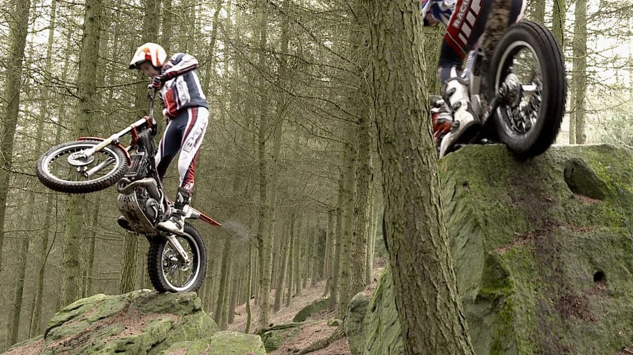 Transitioning from Trials to Enduro - Hard Enduro 2013 ...