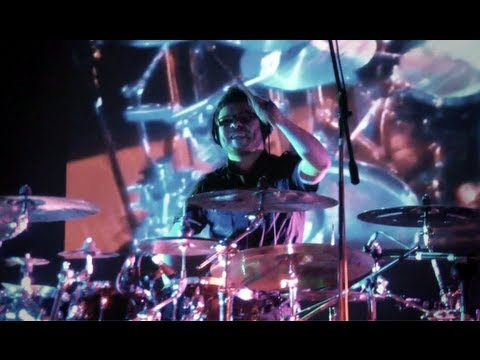 Vadrum - Radetzky March Live (Classical Drumming)