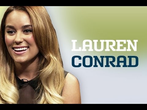 Lauren Conrad Interview | Larry King Now | Ora TV