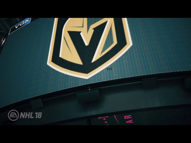 NHL 18  Vegas Golden Knights T-Mobile Arena  Xbox One, PS4