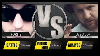 JBB 2015 [BonusBattle 5/6] - FORTIS vs. JAY JIGGY [ANALYSE]