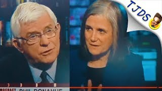 "MSNBC ""Terrified Of Anti-War Voices"" Says Fired Anti-War Host Phil Donahue"