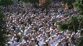Download Muslims in northwest China Celebrate Eid Al-Fitr Festival 3Gp Mp4
