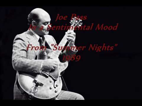 Joe Pass - In a Sentimental Mood
