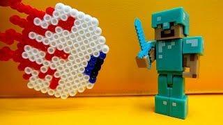 Обзор игры Террария со Стивом. Игрушки Майнкрафт Лего